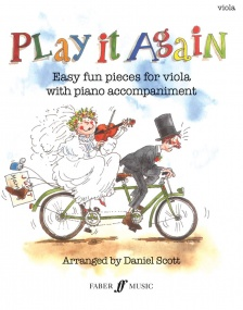 Play It Again for Viola published by Faber