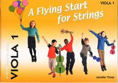 A Flying Start for Strings - Volume 1 for Viola published by Flying Start