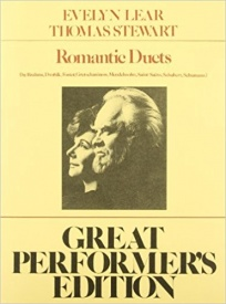 Evelyn Lear And Thomas Stewart: Romantic Duets published by Schirmer