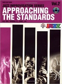 Approaching the Standards Volume 2 Bass Clef Book & CD published by Warner