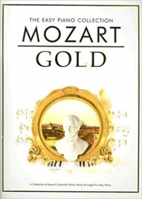 The Easy Piano Collection : Mozart Gold published by Chester