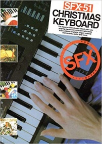 Christmas Keyboard (SFX-51) published by Wise