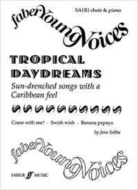 Sebba: Tropical Daydreams SA(Bar)A published by Faber