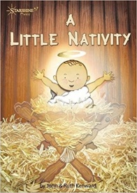 A Little Nativity Book & CD published by Starshine