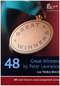 Great Winners for Treble Clef Brass published by Brasswind