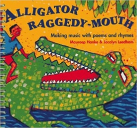 Alligator Raggedy Mouth published by A & C Black