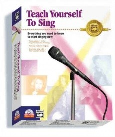 Alfred's Teach Yourself To Sing (CD-Rom)