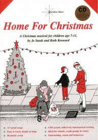 Home for Christmas Book & CD published by Starshine
