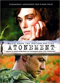 Atonement:  Music From The Motion Picture for Piano Solo published by Wise