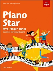 Piano Star: Five-Finger Tunes published by ABRSM