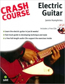 Crash Course: Electric Guitar Book & CD published by SMT