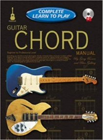 Complete Learn To Play Guitar Chord Manual Book & CD published by LTP