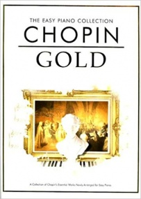 The Easy Piano Collection: Chopin Gold published by Chester