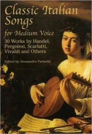 Classic Italian Songs for Medium Voice published by Dover