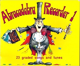 Abracadabra Recorder Book 1 published by A and C Black