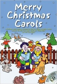 Merry Christmas Carols Book & CD published by Chester