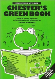 Chester's Green Book published by Chester