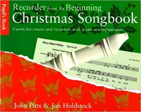 Recorder from the Beginning Christmas Songbook Pupils Book published by Chester