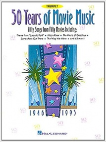 50 Years of Movie Music for Trumpet published by Hal Leonard