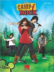 Camp Rock for Easy Piano published by Hal Leonard