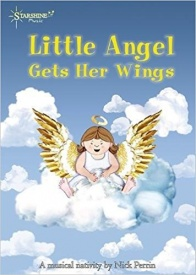 Little Angel Gets Her Wings Book & CD published by Starshine