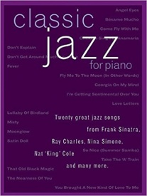 Classic Jazz For Piano published by Wise