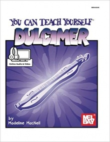 You Can Teach Yourself Dulcimer published by Mel Bay (Book/Online Audio)