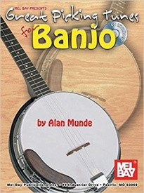 Great Picking Tunes for Banjo published by Mel Bay