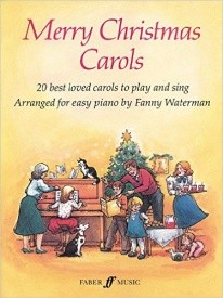 Merry Christmas Carols for Piano published by Faber