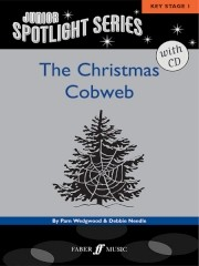 Junior Spotlight Series: The Christmas Cobweb Book & CD published by Faber