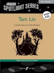 Tam Lin  Junior Spotlight Series by Marsh Book & CD published by Faber