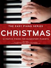 The Easy Piano Series: Christmas published by Faber