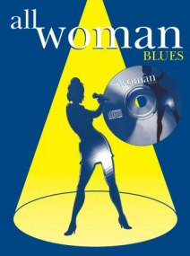 All Woman Blues Book & CD published by Faber