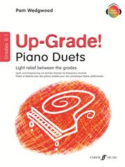 Wedgwood: Up-Grade Piano Duets Grade 0 - 1 published by Faber