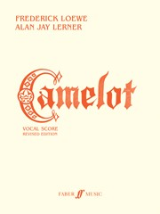Camelot - Vocal Score published by Faber