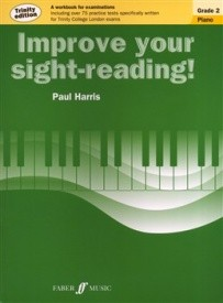 Paul Harris: Improve Your Sight-Reading - Piano Grade 2 (Trinity Edition)