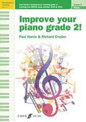 Improve your piano grade 2 2015 & 2016 published by Faber