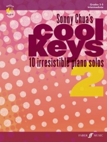 Sonny Chua's Cool Keys 2 for Piano published by Faber