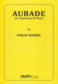 Sparke: Aubade for Euphonium published by Studio Music