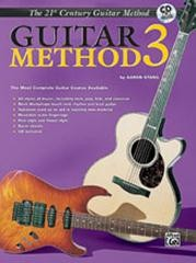 21st Century Guitar Method 3 Book & CD published by Alfred