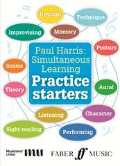 Simultaneous Learning Practice Starter Cards by Harris published by Faber
