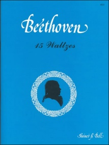 Beethoven : The Waltzes for Piano published by Stainer and Bell