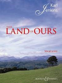 Jenkins: This Land of Ours for TTBB published by Boosey & Hawkes