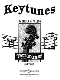 Keytunes Violin Part published by Boosey and Hawkes