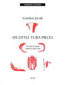 Jacob: 6 Little Tuba Pieces for Tuba published by Emerson