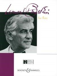 Bernstein for Flute published by Boosey and Hawkes