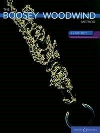 Boosey Woodwind Method Piano Accompaniment for Clarinet published by Boosey and Hawkes