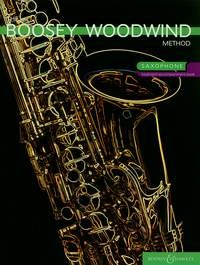 Boosey Woodwind Method Piano Accompaniment for Saxophone published by Boosey and Hawkes