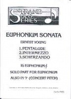 Young: Euphonium Sonata No 1 published by G & M Brand