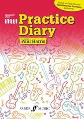 Musicians' Union Practice Diary published by Faber